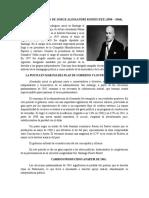 Gobierno de Jorge Alessandri Rodríguez