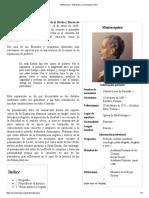 Montesquieu - Wikipedia, La Enciclopedia Libre