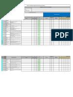 Matriz de Riesgos Laborales MRL 2