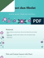 Bersuci Dan Sholat