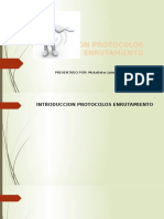 Protocolos de Enrutamiento