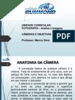 Câmeras e Objetivas