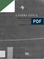 A forma difícil ensaios sobre arte brasileira-são-paulo_-c3a1tica-1996-285p.pdf