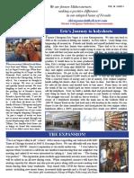 2016 Sept Oct Chicagans In The Desert Newsletter