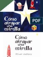 Libro-Como Atrapar Una Estrella - Oliver Jeffers