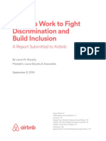 Airbnb Work to Fight Discrimination and Build Inclusion
