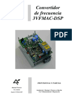Variador de Frecuencia 3VFMAC-DSP v 0.2 Mar 04