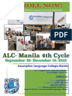 ALC 4th Cycle Poster Last