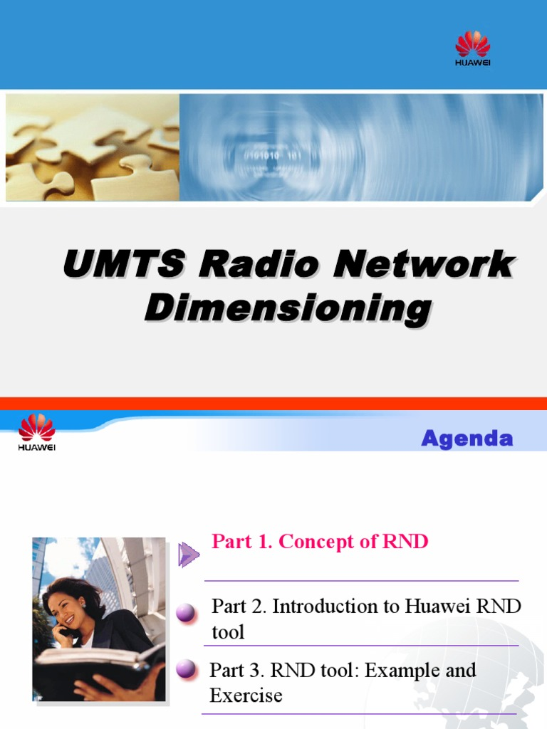 06-WCDMA RNP RND Introduction_20051214 | Parameter (Computer