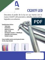 cx 207F led