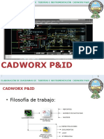 Cadworx P&ID