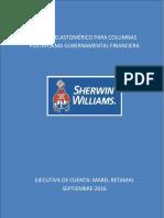 Propuesta Economica Columnas Fachada Plataforma