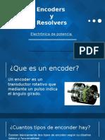 Encoders y Resolvers