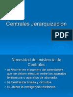 Centrales Jerarquizacion