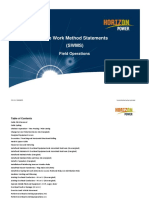 03 Swms Field Operations Master Document