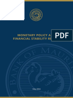 Mauritius Financial Report for Discussion