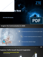 The Future is Now_ZTE Pre5G FDD Solution_V1.1_20160630