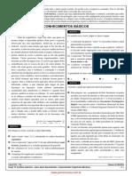 Prova de Analista Judiciario Engenharia Mecanica CESPE 2006