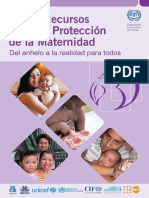 Oit Proteccion Trabajo Maternidad