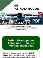 Akreditasi Puskesmas Kota Bogor