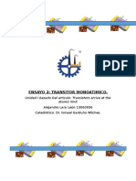 transitor monoatomico