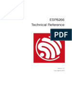 Esp8266-Technical Reference En