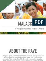 Malacca Rave 2016