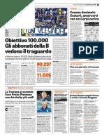 La Gazzetta dello Sport 09-09-2016 - Calcio Lega Pro