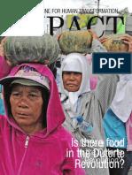 Impact Magazine - August 2016