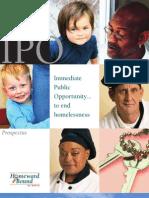 HB IPO Prospectus