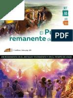 Lección 11 - El Pueblo Remanente de Dios
