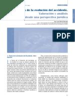 TEORIA DE LA EVOLUCION DEL ACCIDENTE. VALORACION Y ANALISIS DESDE UNA PERSPECTIVA JURIDICA.pdf