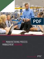 Manufacturing Proccess Management Brochure
