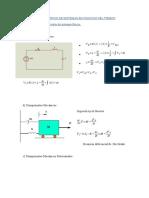 Sistema de modelos matematicos funcion de transferencia