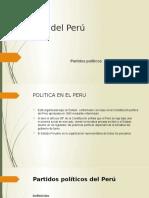 Politica en el Peru