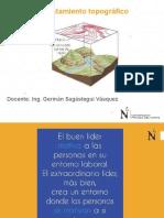 Levantamiento Topográfico Por Ley de Cosenos, Senos, Cálculo de Áreas