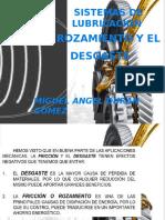 Sistemas de Lubracion friccion y desgaste