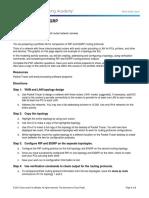 7.5.1.1 Portfolio RIP and EIGRP Instructions