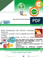 Election Project- Venture Care (VC)