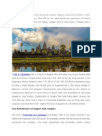 For Your Trip to Cambodia - Guide to Angkor Wat