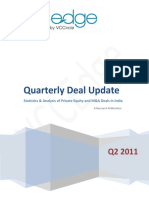 VCCEdge Quarterly Deal Update - Q2 2011