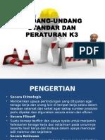 1. Undang-undang Standar Dan Peraturan k32011