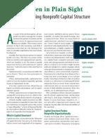 Miller Capital Structure Hidden in plain Sight