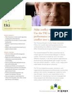 TKI Product Data Sheet