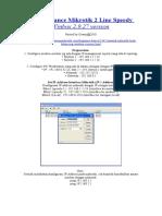 Dokumen.tips Load Balance Mikrotik 2 Line Speedy Winbox 2927 Version