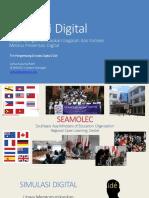 SIMDIG Overview Sem1