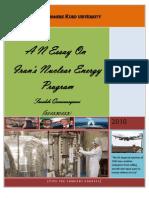 Iran Nuclear Energy