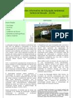 Boletim Informativo de Educação Ambiental GERED - N.01