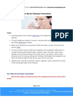 Water Borne Diseases Prevention - Oxymed
