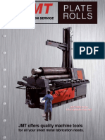 JMT Plate Roll Catalog